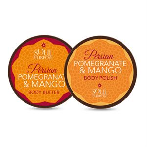 Picture of Pomegranate Mango Body Glow Set